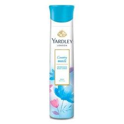 Yardley London Country Breeze Deodorant
