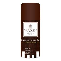 Yardley London Gentleman Citrus And Wood Deodorant Spray