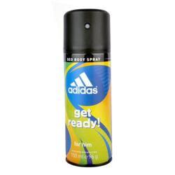 Adidas Get Ready Deodorant