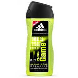 Adidas Pure Game Shower Gel