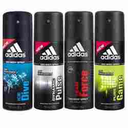 Adidas Assorted Pack Of 4 Deodorants