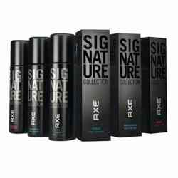 Axe Signature Mysterious, Intense And Rogue Pack Of 3 Perfumed Deodorant Spray