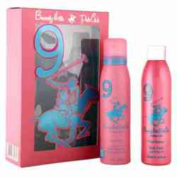 BHPC Sport No 9 Shower Gel And Deo 2 Piece Giftset