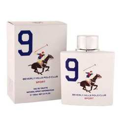Beverly Hills Polo Club Sport No 9 Perfume Spray