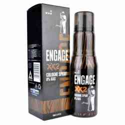 Engage XX2 No Gas Deo Cologne