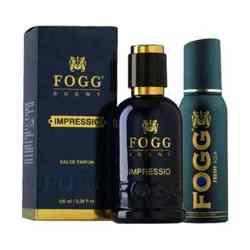 Fogg Impressio Eau De Parfum And Aqua Deodorant Combo