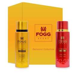Fogg Scent The Commander And The Chief Exclusive Collection Perfume Gift Set
