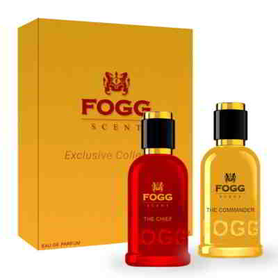 Fogg Scent The Commander And The Chief Perfume Gift Set