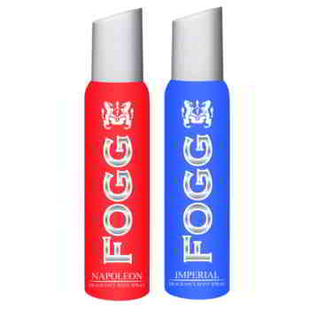 Fogg Napoleon, Imperial Pack of 2 Deodorants