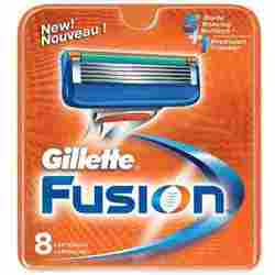Gillette Fusion Cartridges(Pack of 8)