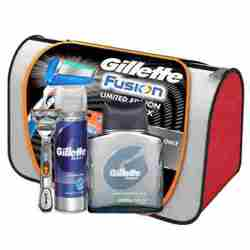 Gillette Fusion Power Limited Edition 3 piece Travel Pack