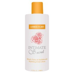 Intimate Secret Amber Flirt Hydrating Body Lotion