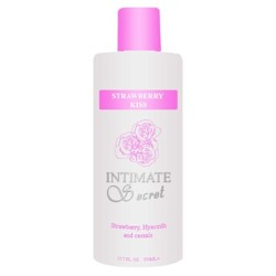 Intimate Secret Strawberry Kiss Hydrating Body Lotion