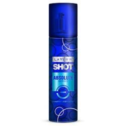 Layerr Shot Absolute Game Deodorant