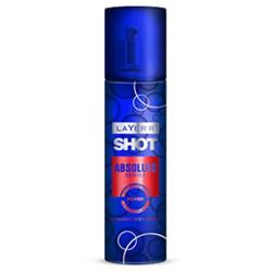 Layerr Shot Absolute Power Deodorant