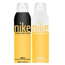 Nike Gold Edition Combo Of 2 Deodorants