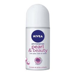 Nivea Pearl  And Beauty Anti Perspirant Roll On Deodorant