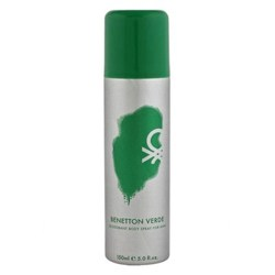 United Colors Of Benetton Verde Deodorant Spray