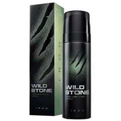Wild Stone Iron No Gas Deodorant