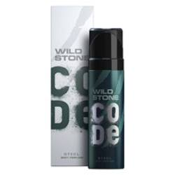 Wild Stone Code Steel Body Perfume Spray