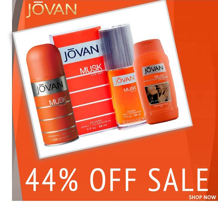 Jovan Deodorants And Perfume At Lowest Prices Only