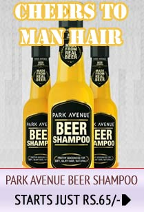 Get Free Beer Shampoo with every order