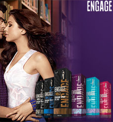 Flat 20% Off Engage Colognes